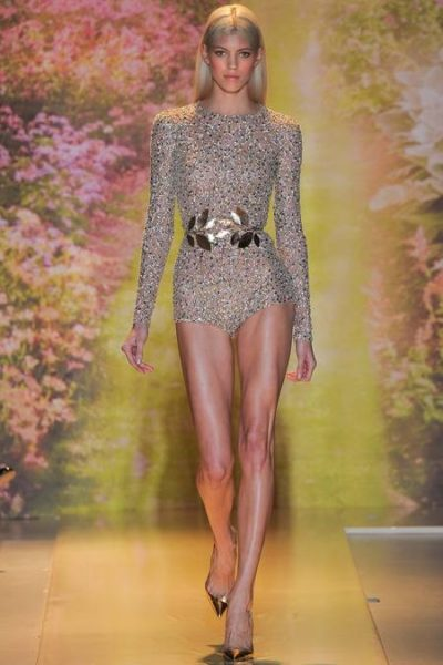 BN Bridal - Zuhair Murad Couture Spring Summer 2014 Collection - January 012