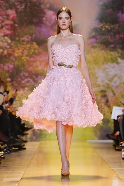 BN Bridal - Zuhair Murad Couture Spring Summer 2014 Collection - January 013