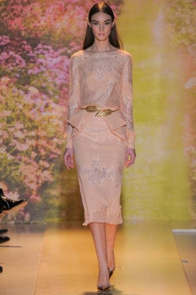 BN Bridal - Zuhair Murad Couture Spring Summer 2014 Collection - January 014
