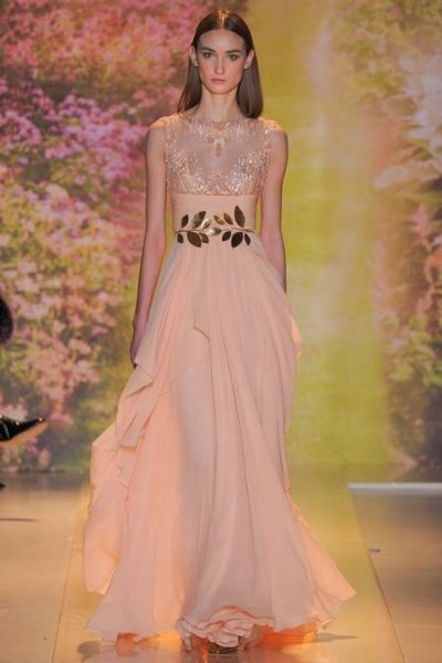 BN Bridal - Zuhair Murad Couture Spring Summer 2014 Collection - January 015
