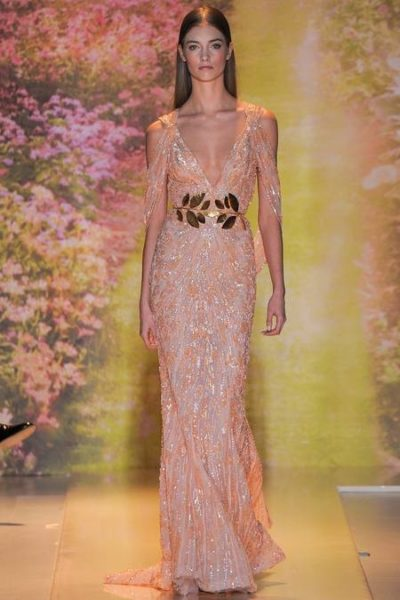 BN Bridal - Zuhair Murad Couture Spring Summer 2014 Collection - January 016