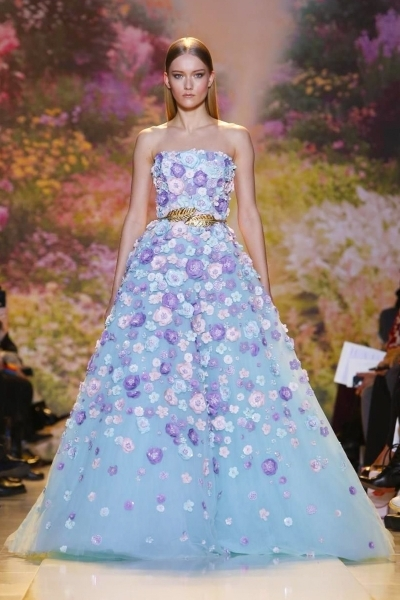 BN Bridal - Zuhair Murad Couture Spring Summer 2014 Collection - January 017