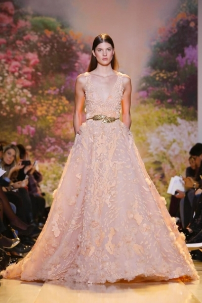 BN Bridal - Zuhair Murad Couture Spring Summer 2014 Collection - January 018