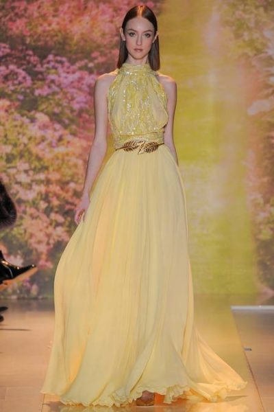 BN Bridal - Zuhair Murad Couture Spring Summer 2014 Collection - January 019