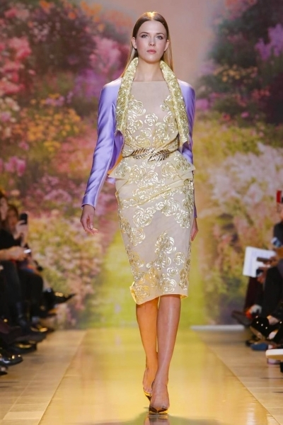 BN Bridal - Zuhair Murad Couture Spring Summer 2014 Collection - January 020