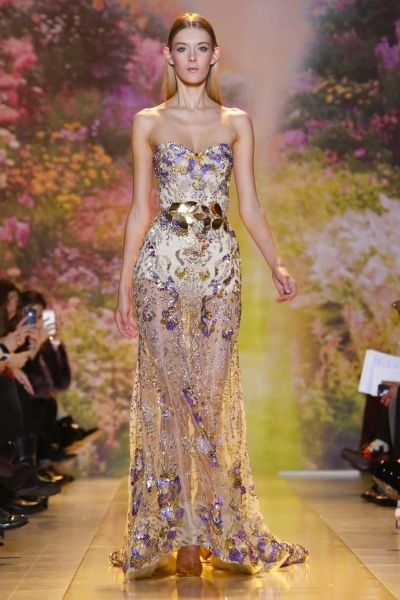 BN Bridal - Zuhair Murad Couture Spring Summer 2014 Collection - January 021