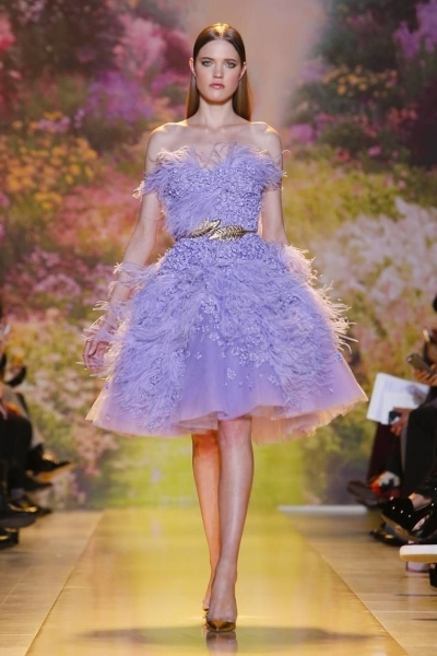 BN Bridal - Zuhair Murad Couture Spring Summer 2014 Collection - January 022