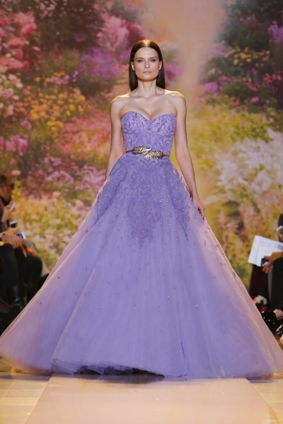 BN Bridal - Zuhair Murad Couture Spring Summer 2014 Collection - January 023