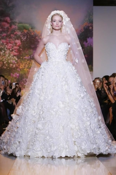 BN Bridal: Zuhair Murad Spring/Summer 2014 Couture Collection ...
