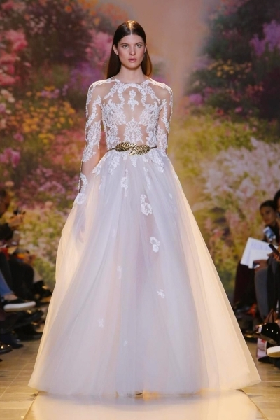 BN Bridal - Zuhair Murad Couture Spring Summer 2014 Collection - January 04