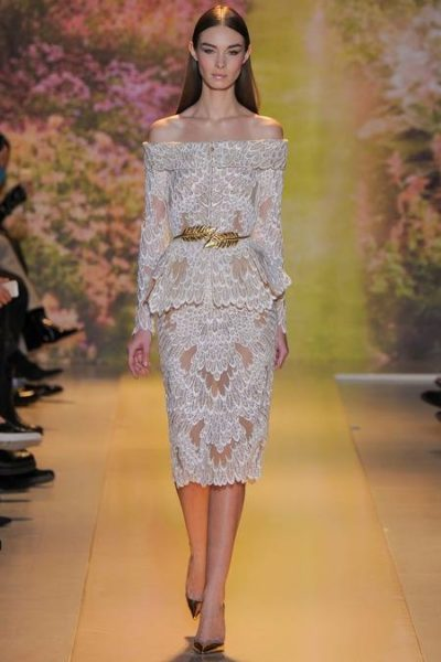 BN Bridal - Zuhair Murad Couture Spring Summer 2014 Collection - January 05