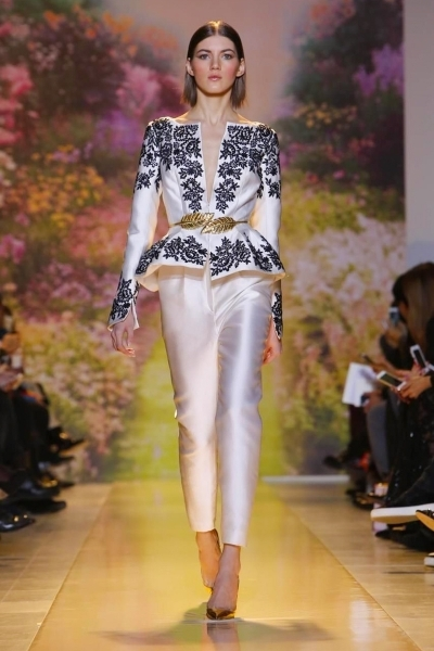 BN Bridal - Zuhair Murad Couture Spring Summer 2014 Collection - January 06