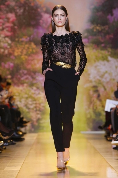 BN Bridal - Zuhair Murad Couture Spring Summer 2014 Collection - January 08