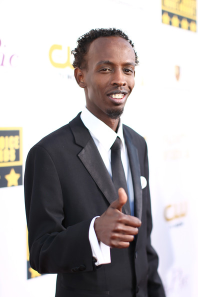 Barkhad Abdi - January 2014 - BellaNaija