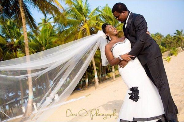 Berry & Cakes, Demi O Photography, Outdoor Lagos Wedding