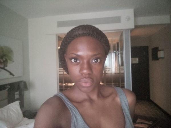 Beverly Osu - Make-Up Free - January 2014 - BellaNaija