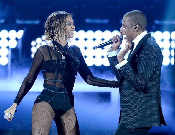 Beyonce & Jay-Z - January 2014 - Grammy Awards - BellaNaija 011
