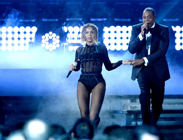 Beyonce & Jay-Z - January 2014 - Grammy Awards - BellaNaija 09