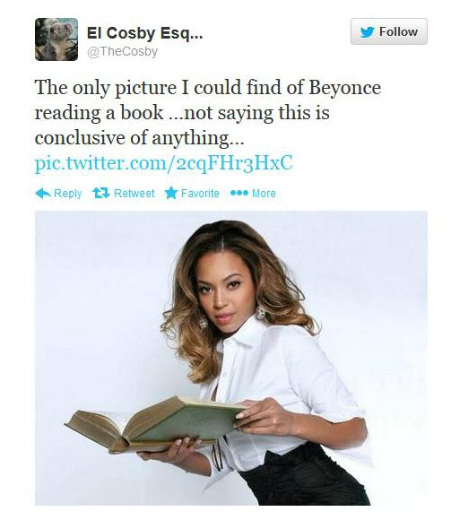 gender equality is a myth beyonc atilde copy s essay you won t beyonce twitter reactions 2014 021