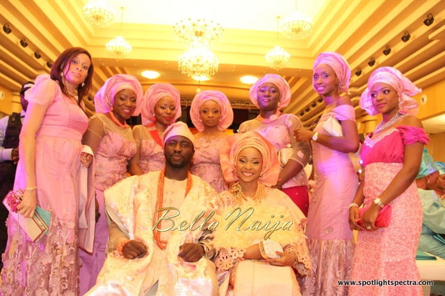 bn weddings first look mayowa bello amp biola pedro wed