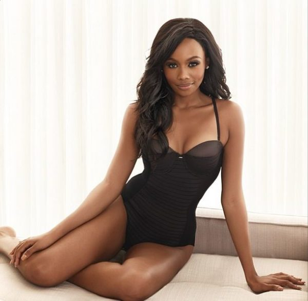 Bonang for Distracton Lingerie Line - BellaNaija - January 2014005