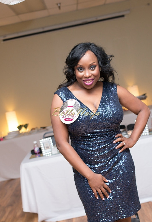 bn bridal shower boses glitz and glam affair