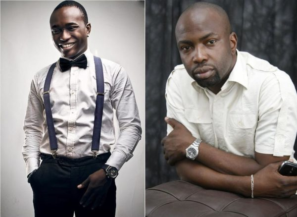 Brymo & Audu Maikori - January 2014 - BellaNaija
