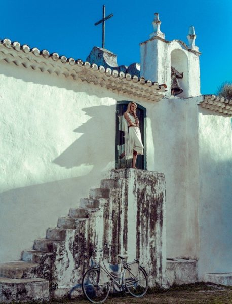Candice Swanepoel for Vogue Brazil January 2014 - Bellanaija - January 2014005