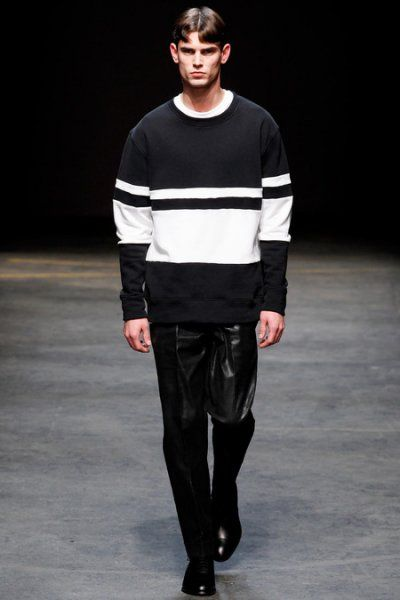 Casley-Hayford AW2014 Collection for London Collections Men  - BellaNaija - January2014010
