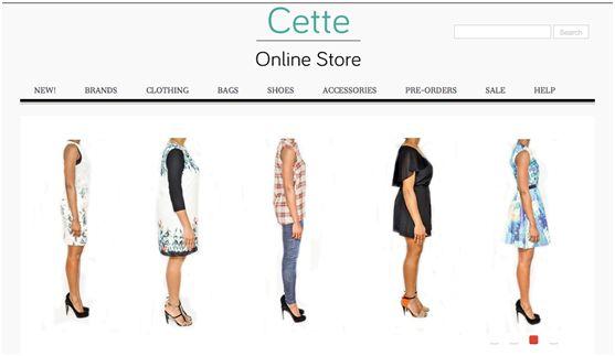 Cette Online Store - January 2014 - BellaNaija 01