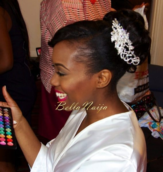 Charis Hair - UK Nigerian Hair Dresser - BN Bridal Beauty 00