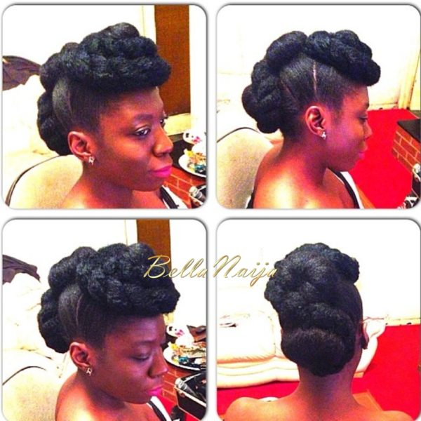 Charis Hair - UK Nigerian Hair Dresser - BN Bridal Beauty 015