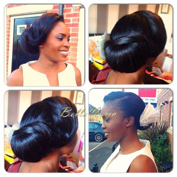 Charis Hair - UK Nigerian Hair Dresser - BN Bridal Beauty 05