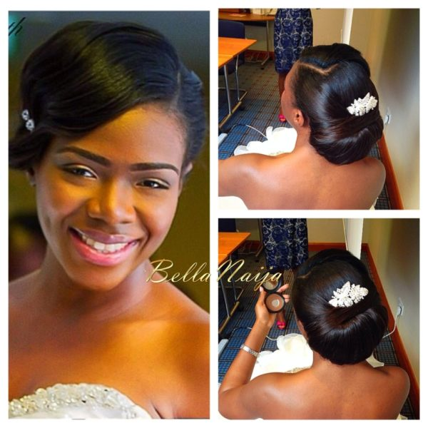 Charis Hair - UK Nigerian Hair Dresser - BN Bridal Beauty 08