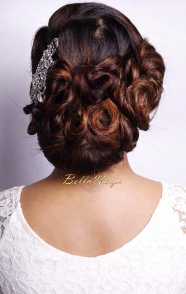 Charis Hair and Maradarah Beauty - UK Nigerian HairDresser - BN Bridal Beauty 4