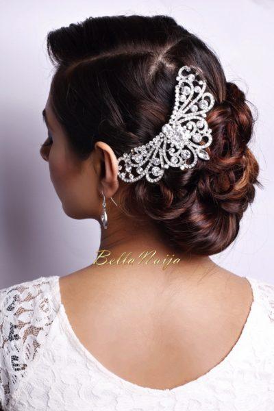 Charis Hair and Maradarah Beauty - UK Nigerian HairDresser - BN Bridal Beauty 5