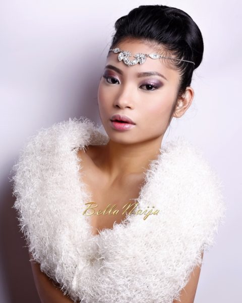 Charis Hair and Maradarah Beauty - UK Nigerian HairDresser - BN Bridal Beauty 7