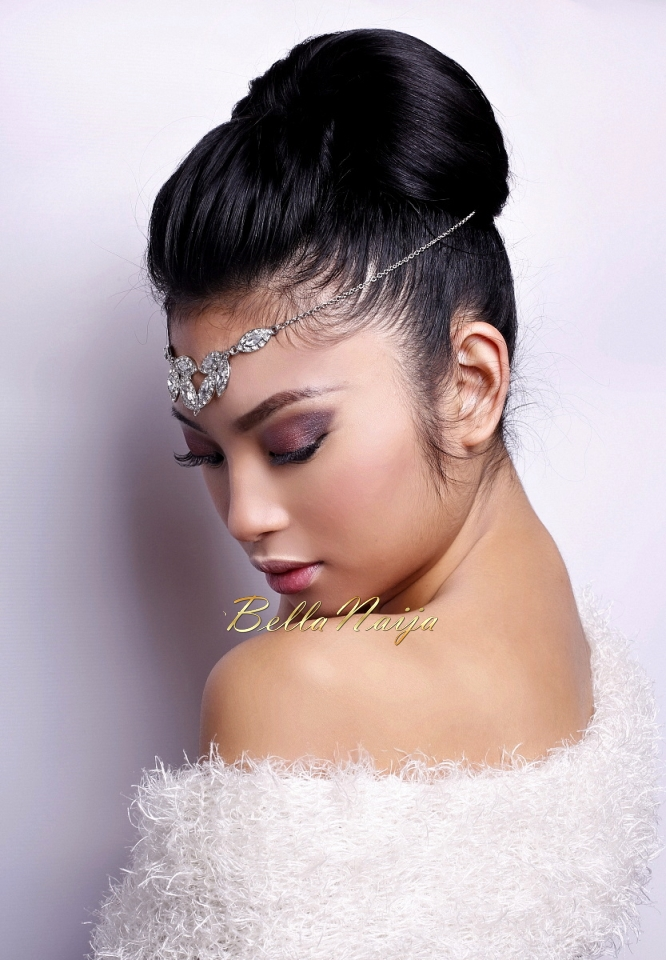 "BN Bridal Beauty: ""Hair Is Art"" - Charis Hair - BellaNaija"
