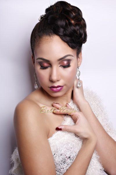 Charis Hair and Maradarah Beauty - UK Nigerian HairDresser - BN Bridal Beauty 9