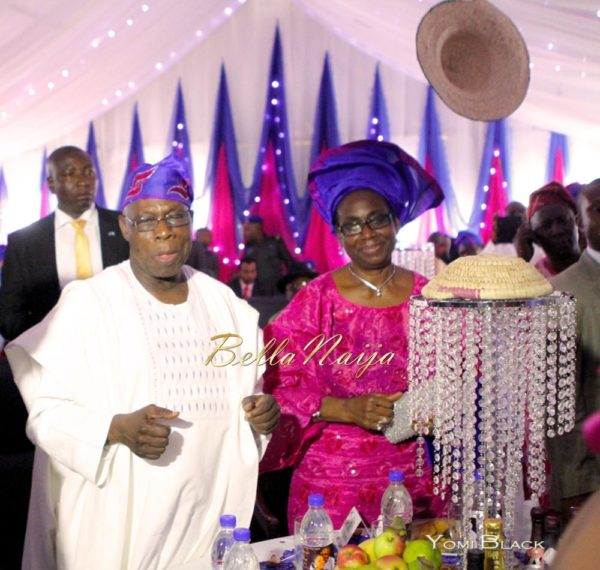 Chigozie & Bisoye Obasanjo Wedding, BellaNaija, Igbo, Yomi Black,PINKY & BISOYE (1 of 10)-12