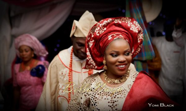 Chigozie & Bisoye Obasanjo Wedding, BellaNaija, Igbo, Yomi Black,PINKY & BISOYE (1 of 10)-15