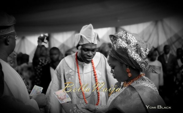 Chigozie & Bisoye Obasanjo Wedding, BellaNaija, Igbo, Yomi Black,PINKY & BISOYE (2 of 10)-15