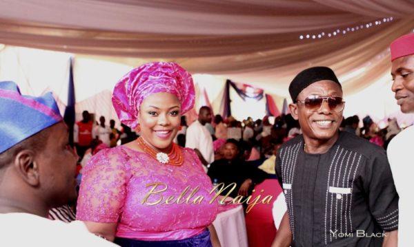 Chigozie & Bisoye Obasanjo Wedding, BellaNaija, Igbo, Yomi Black,PINKY & BISOYE (3 of 10)-12