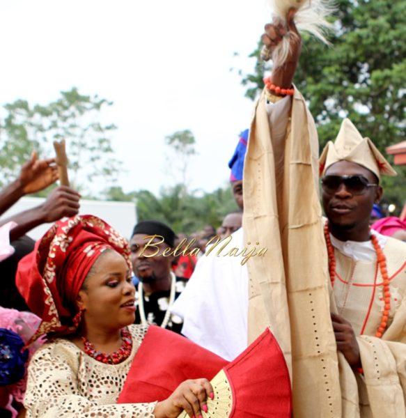 Chigozie & Bisoye Obasanjo Wedding, BellaNaija, Igbo, Yomi Black,PINKY & BISOYE (6 of 10)-13