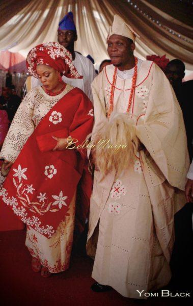 Chigozie & Bisoye Obasanjo Wedding, BellaNaija, Igbo, Yomi Black,PINKY & BISOYE (7 of 10)-14