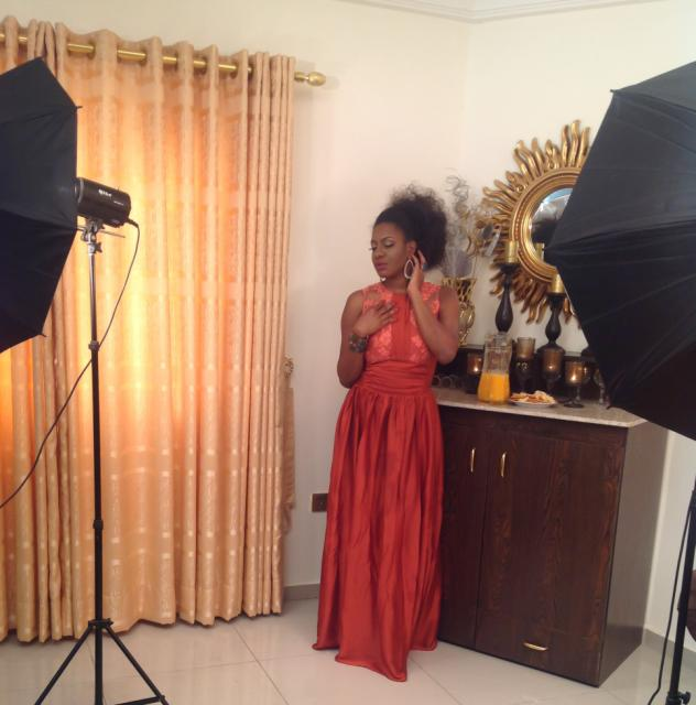 Chika Ike - January 2014 - Chika Ike's Calendar Shoot - BellaNaija 01 (1)