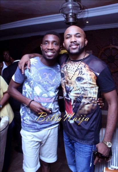 Cobhmas Asuquo's 33rd Birthday Party - January 2014 - BellaNaija - 030