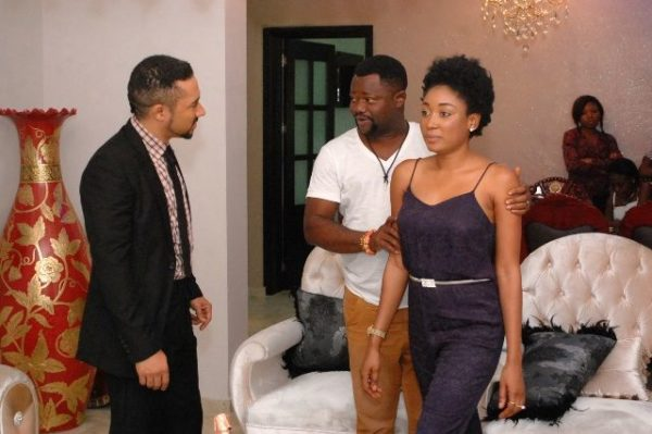 Darima's Dilemma Behind the Scenes - January 2014 - BellaNaija - 027
