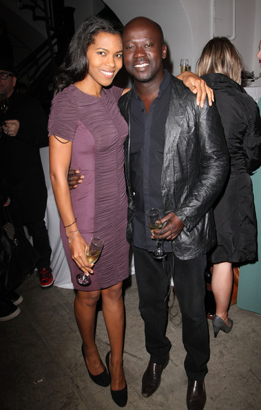 David Adjaye, Ashley Shaw Scott