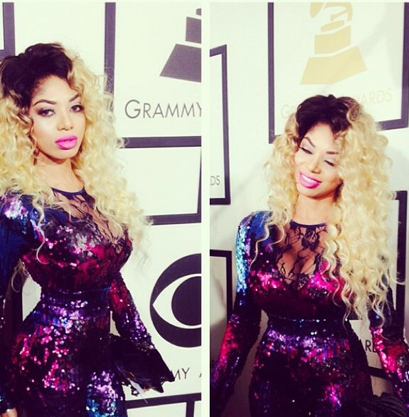 Dencia - 2014 Grammy Awards - January 2014 - BellaNaija 01